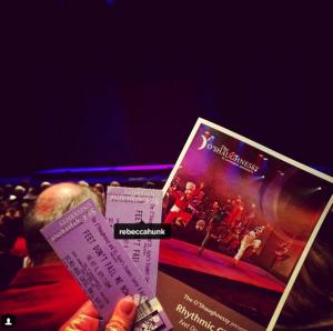 Rhythmic Circus Tickets