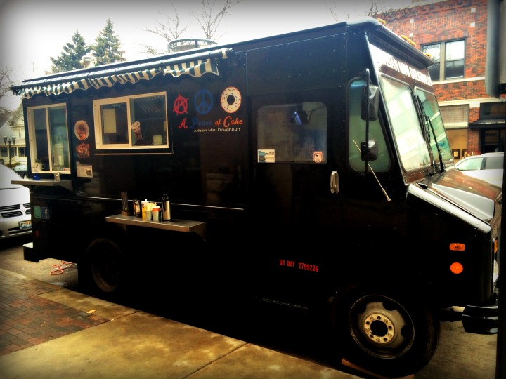 A Peace Of Cake Truck