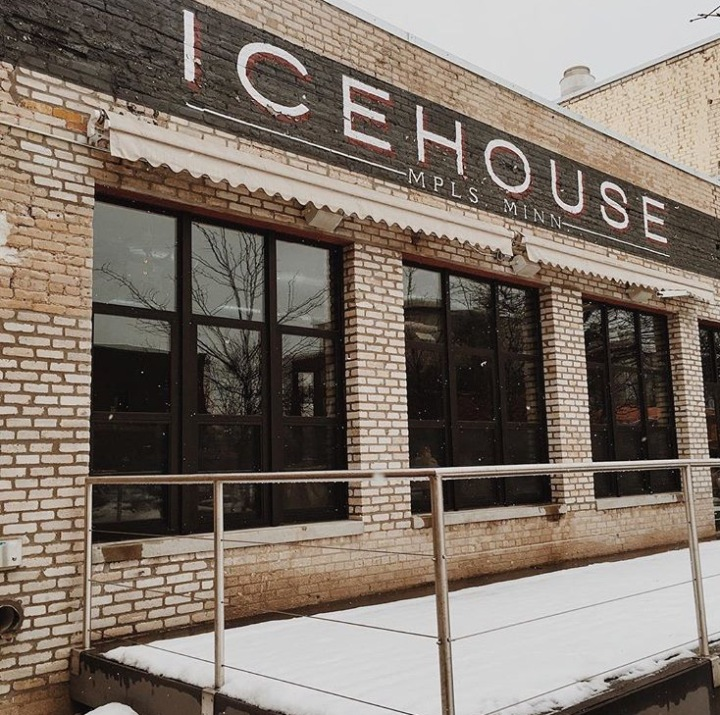 Ice House Front