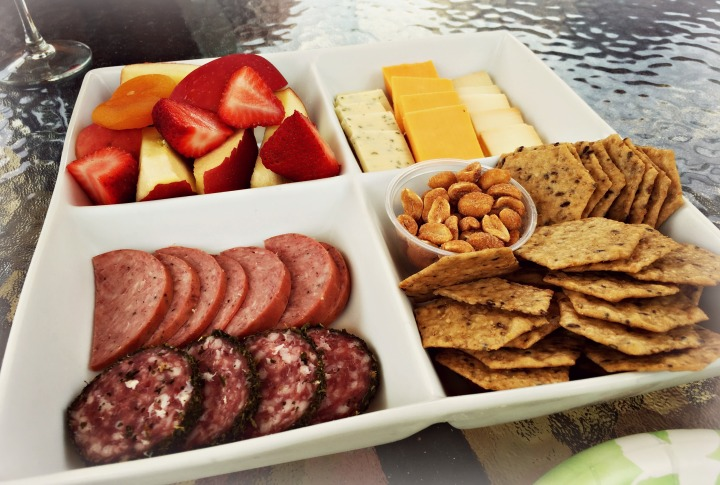 RSHW Cheese Plate