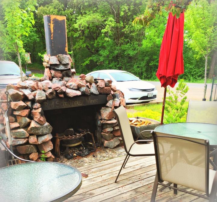 RSHW Fireplace