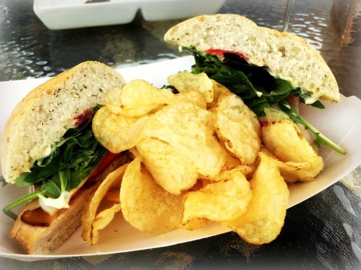 RSHW Wilderness Turkey Sandwich