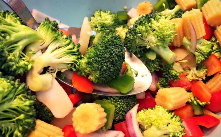 Veggie Griller Blend