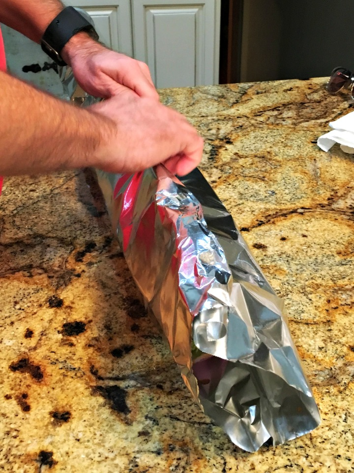 Wrap your griller 2