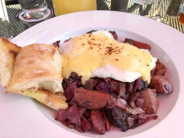 The Mill - Brisket Hash