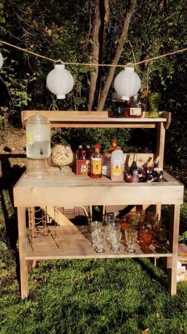HHP Bar Set Up