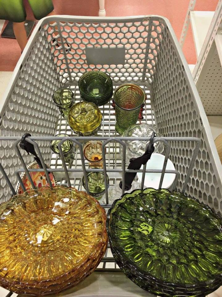 HHP Goodwill Dishes