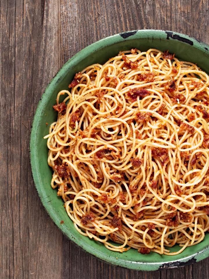 Creamy Sun-Dried Tomato Pasta