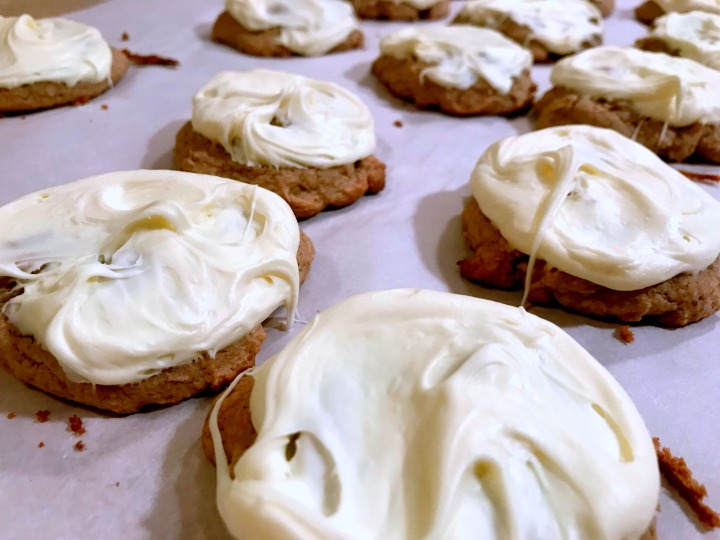 Spice Cake Cookies 1